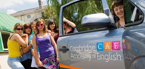 Cambridge Academy of English (+ курс для юристов)